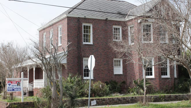 The former home of prominent Pensacolian John Sunday was bulldozed last summer. Segen Ventures LLC has announced plans for a townhouse development on the site.