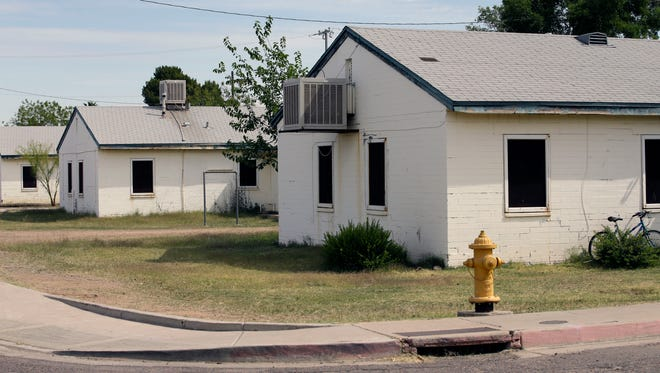 The nearly 40-acre public housing project, built in 1954, has deteriorated. Maricopa County lacked the funds to redevelop. Demolition was a practical option available to the county, but hundreds of low-income residents would be displaced in the process.