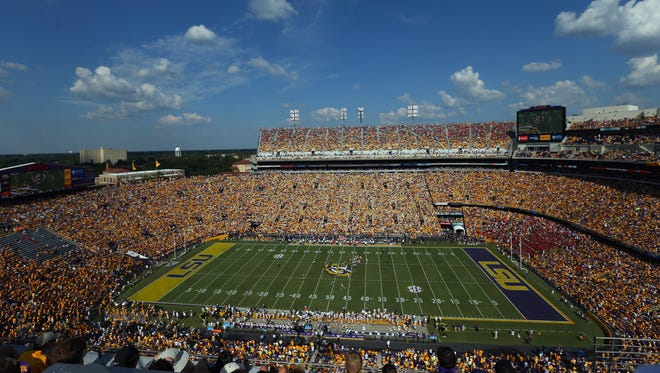 LSU is one of the big revenue schools in the SEC and is a self-sufficient athletic program.