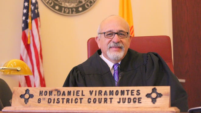The Honorable Judge Daniel Viramontes will officially step off the NM Sixth Judicial District Court bench Aug. 26, closing a 27-year career in New Mexico law.