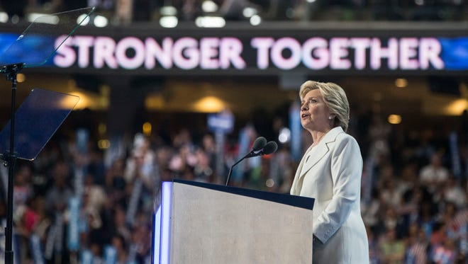Hillary Clinton, the Democratic presidential nominee, is making an initial investment of at least six figures to boost Democratic organizing efforts in Arizona for the November election against Republican nominee Donald Trump.