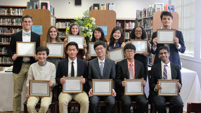 LAMP students Junghoun Bae, Joshua S. Breckenridge, Marlee A. Bryant, Seung Gyu Choi, Danica Justine B. de Jesus, John A. Frost, Teja Ginjupalli, Micheal T. Head, Jae Young Kang, Mary C. Norris, Tae Ho Koh and Hilina B. Woldemichael are 2017 National Merit Semifinalists.