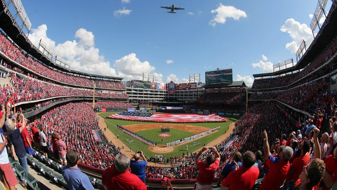 Taxpayer funding for a new stadium for the Texas Rangers won approval Tuesday.