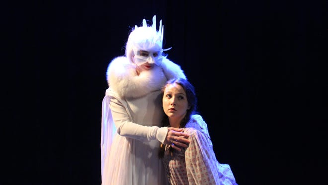 """The Cherry Arts' production of """"The Snow Queen"""""""