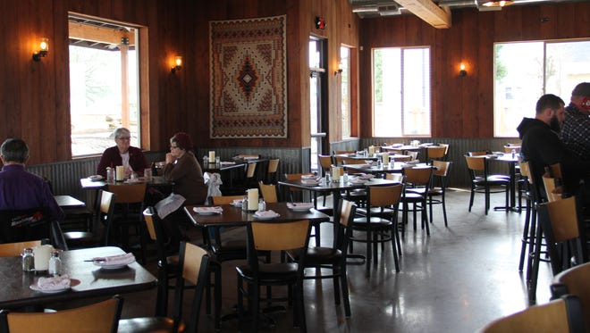 The MarKum Inn outside Silverton has served ranchers and farmers around Marion County for over 125 years, save a few fire-based hiccups. The restaurant recently reopened after a 2014 fire.
