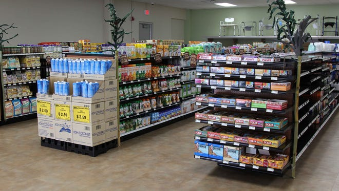 The new Pay-Less O.N.E. market, opening in Dededo, offers an expanded natural and organic foods and supplements section.