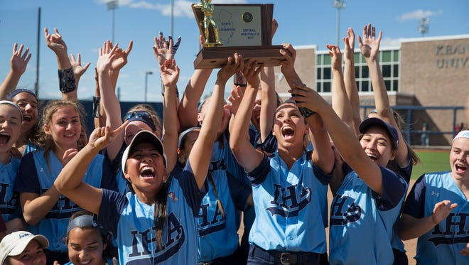 After winning its third straight Non-Public A final and the inaugural Tournament of Champions, IHA ends the season as the top team in The Record's Top 25 rankings.