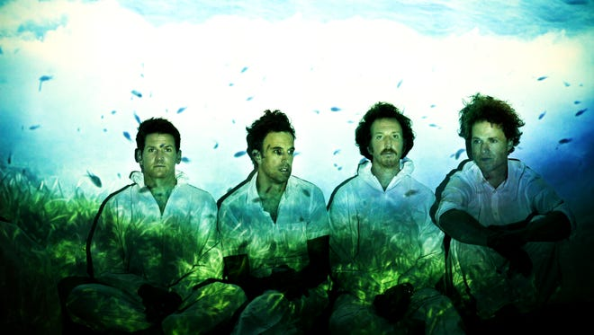 Guster headlines the Do Good Fest on Saturday in Montpelier.
