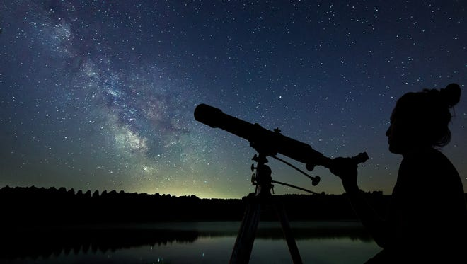 Gettysburg National Military Park is holding a free star-gazing program  at Little Round Top on August 10 from 8 to 9 p.m.