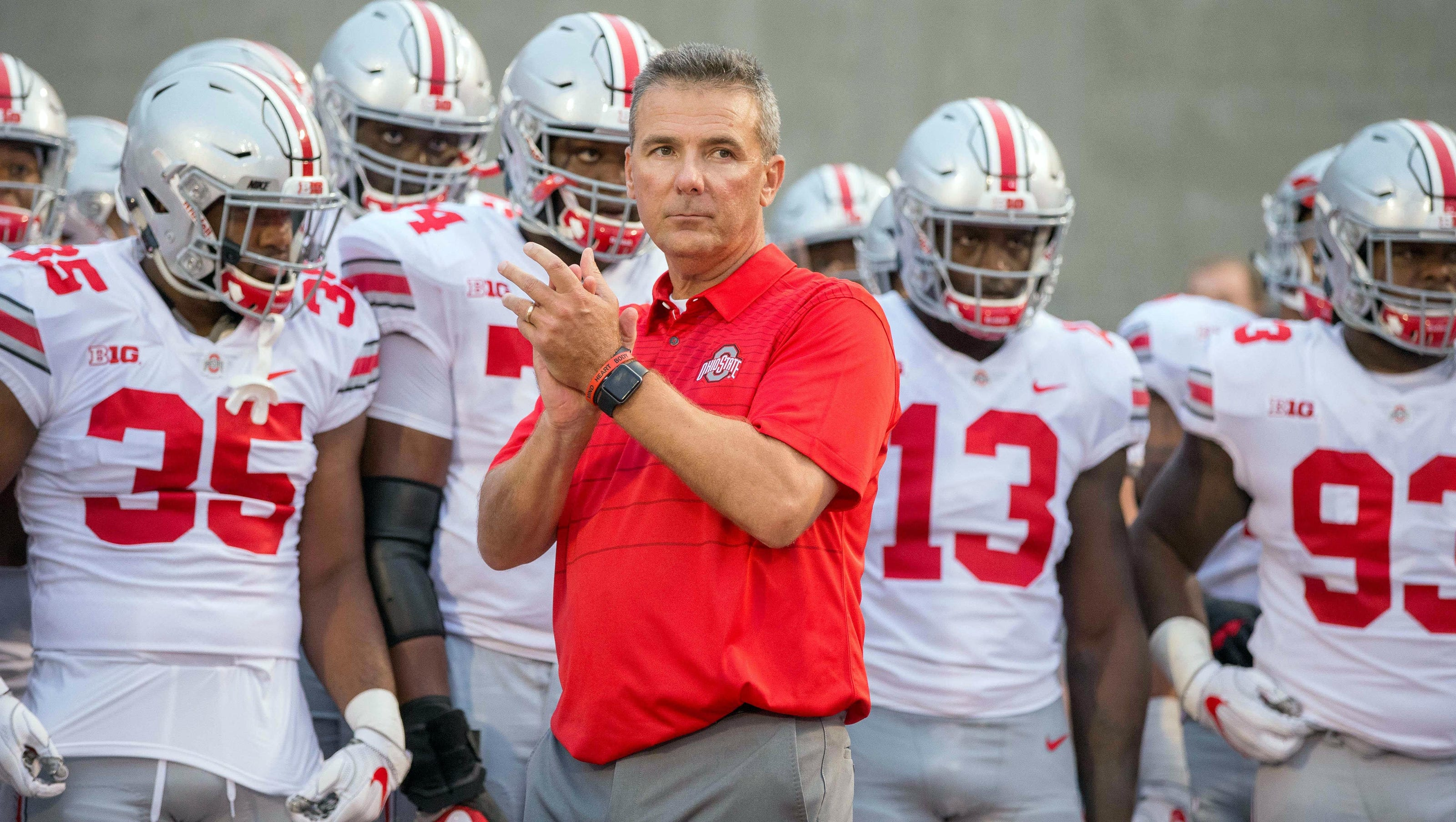 Urban Meyer Remains Ohio State S Coach But He Loses Moral High Ground