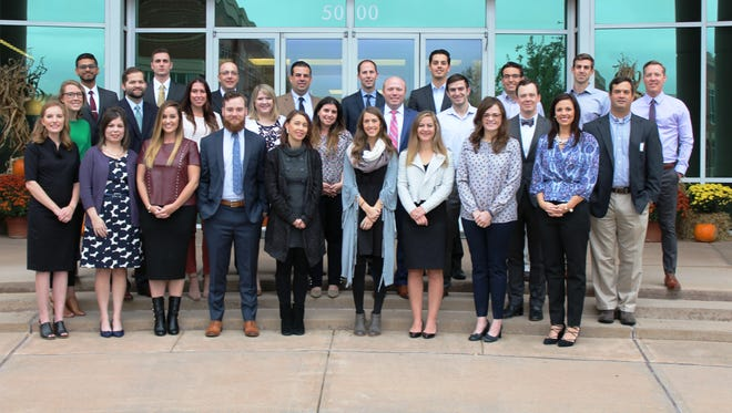 The Young Leaders Council has graduated 29 participants in its 2017 class in partnership with the Williamson County Chamber of Commerce.