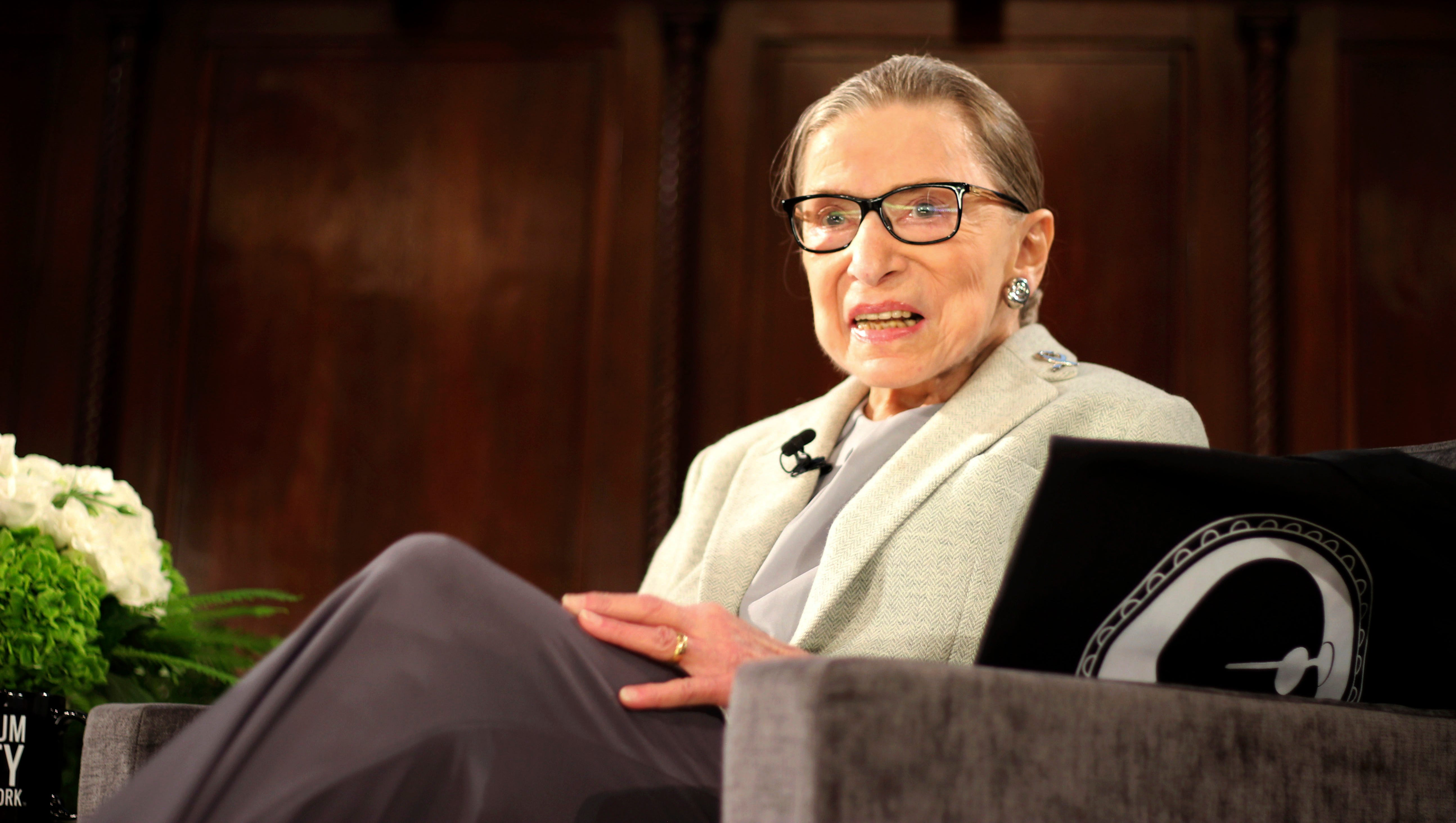 Fact Check Ruth Bader Ginsburg Didn T Advocate To Lower The Age Of Consent