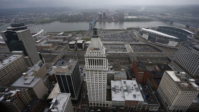 Cincinnati City Manager Harry Black plans to use more metrics to run the city more efficiently and effectively.
