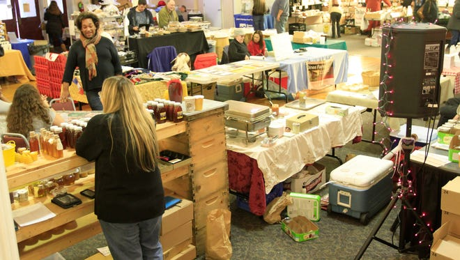 Nyack's first ever indoor street fair will be held Dec. 14 at the Nyack Center.