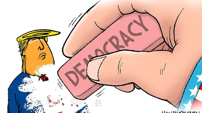 Cartoon by Walt Handelsman