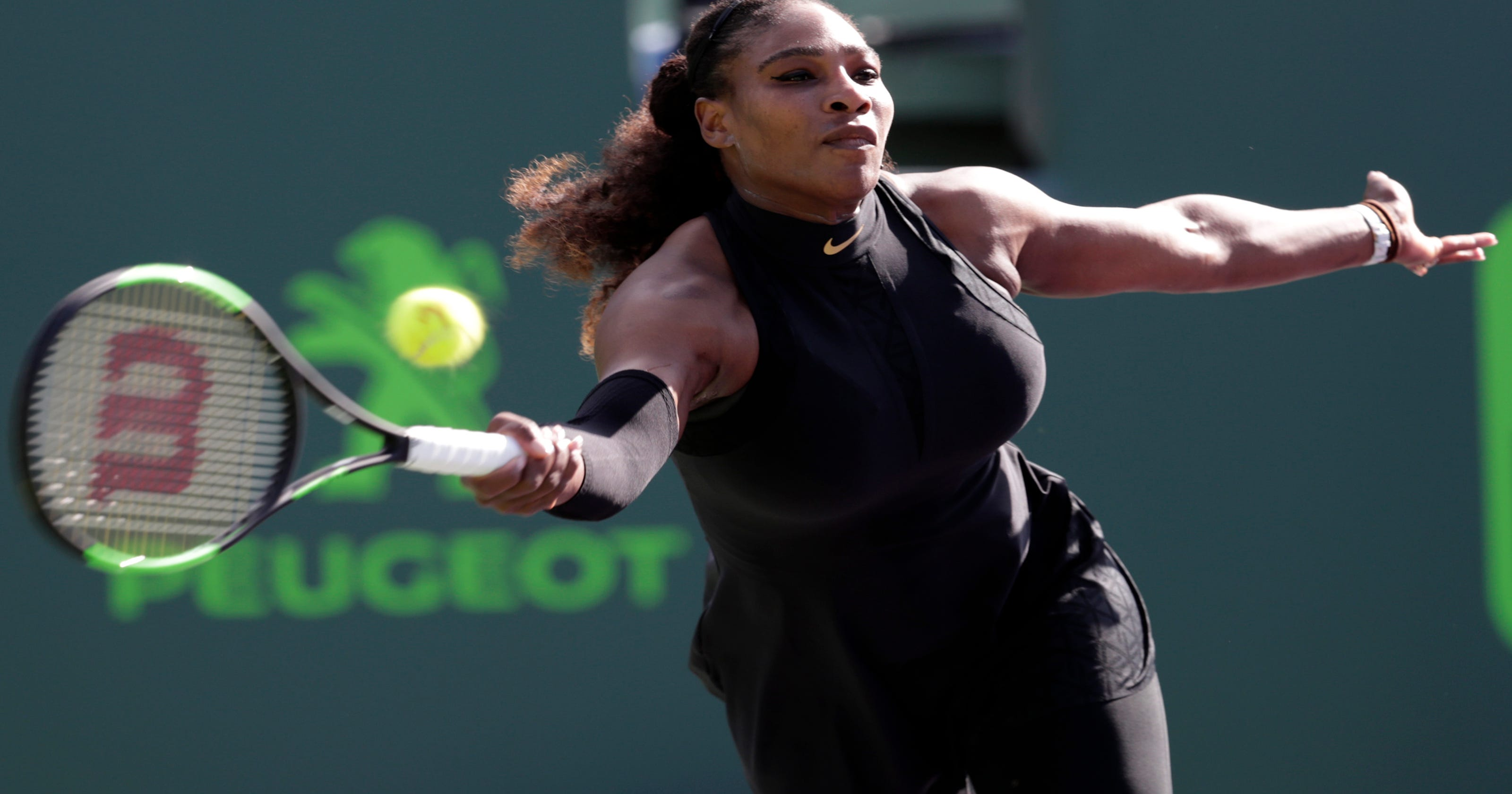b3498d99fe99 French Open organizers won t give Serena Williams a seeding