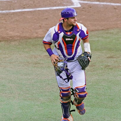Q&A: Catching up with former Clemson catcher Chris Okey