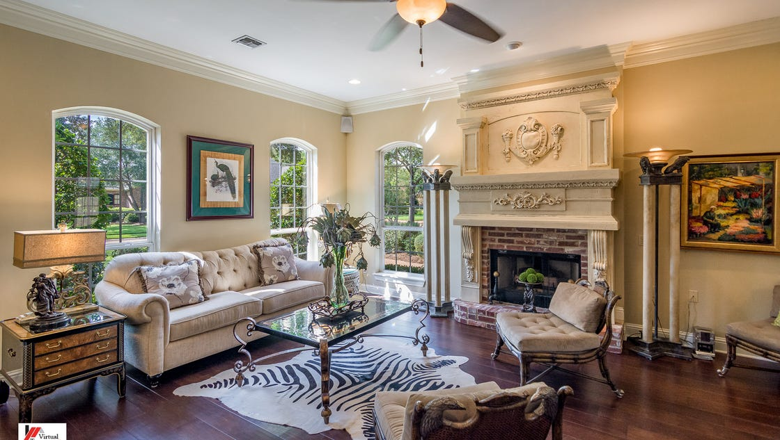 New Orleans Inspired Home Features Old World Style