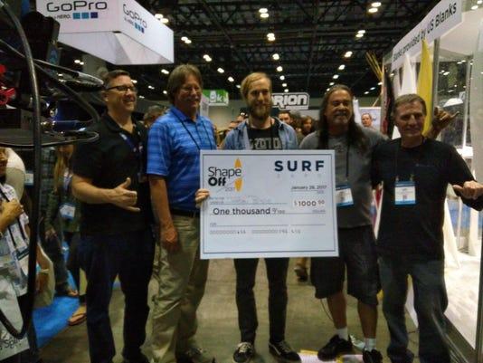 Surf Expo Shapeoff 2017
