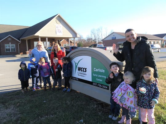 A ribbon-cutting ceremony and open house will be held at the new Carlisle Early Learning Center at 10 a.m. on Jan. 24.