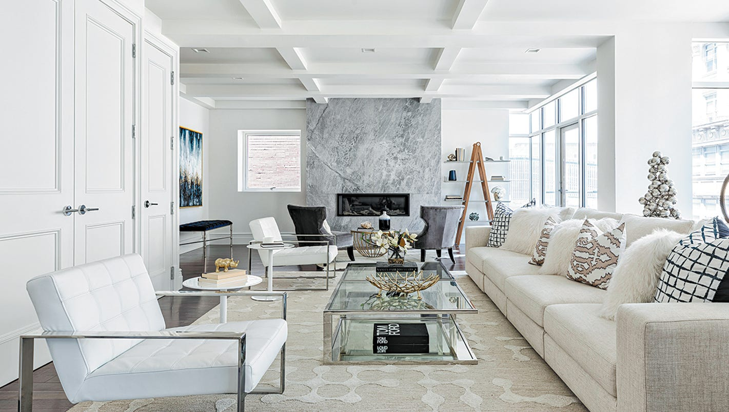 Design Recipes How To Decorate With White