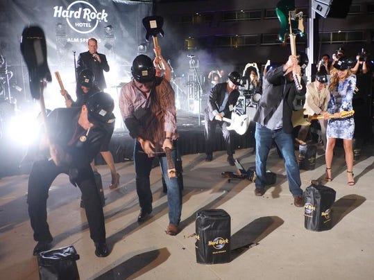 TDS Hard Rock 1