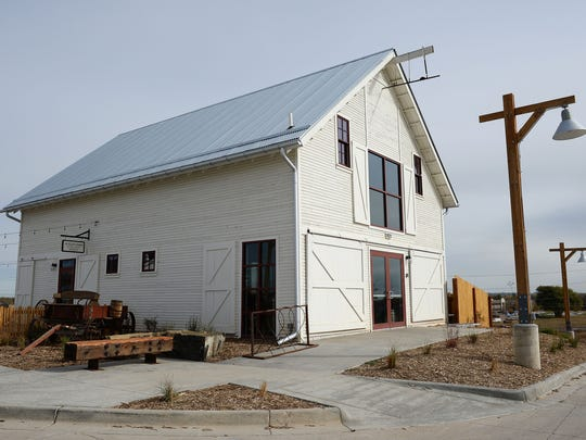 Barrel House at Jessup Farm features a variety of barrel-aged beers.