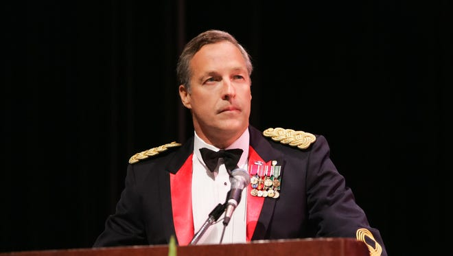 Retired Lt. Col. Greg Ellison is running for Louisiana's 3rd Congressional Seat.