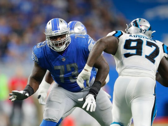 Greg Robinson didn't pan out with the Lions.