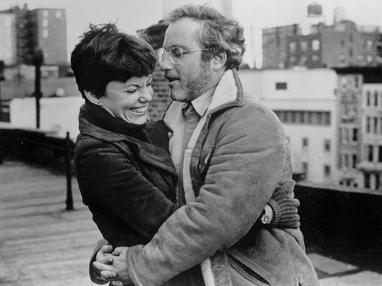"Marsha Mason and Richard Dreyfuss star in ""The Goodbye Girl."" Dreyfuss won an Academy Award for Best Actor for his role in the movie."