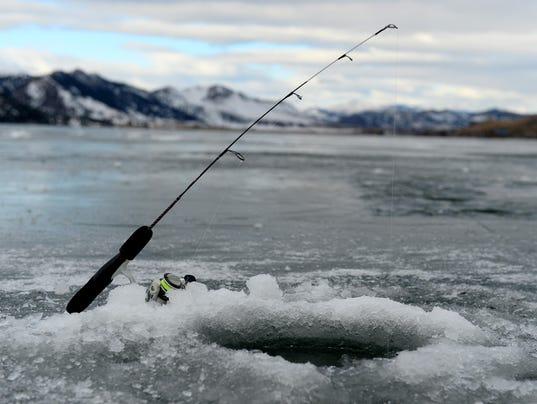 1 Ice Fishing