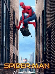 """Spider-Man: Homecoming"" will come to San Angelo theaters Thursday, June 27."