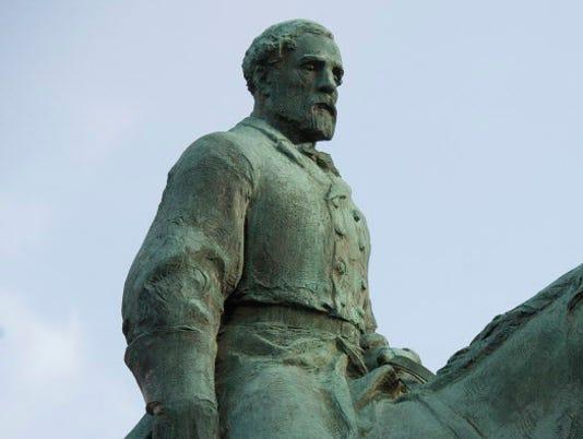 AP CONFEDERATE MONUMENTS A USA VA