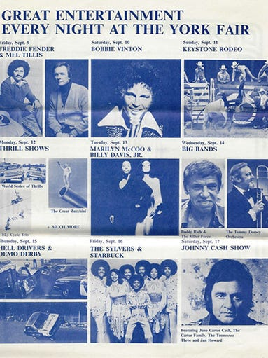 """""""Pamphlet from the 1977 York FairPhoto courtesy of"""