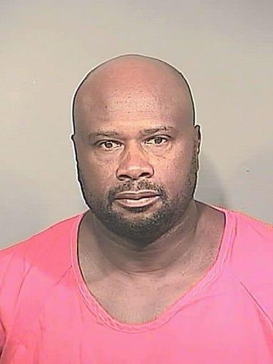 8:05 p.m. July 12. -- Arrested: Jeffery Tyrone Anderson, 48, of 3739 Powderhorn Road W., Titusville. Charge: felony battery.