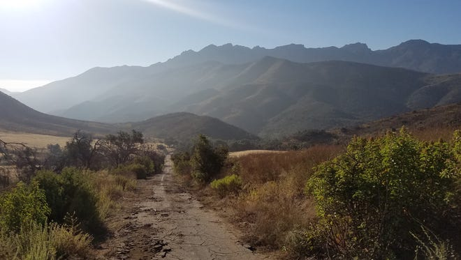A pothole-covered road in Point Mugu State Park will soon get a facelift.