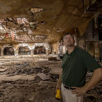 The vacant and deteriorating Vanity Ballroom in Detroit features a 15,000 ft. ballroom and commercial space. It is now is in line for a renovation thanks to the non-profit community development group Jefferson East Inc. and its director Josh Elling.