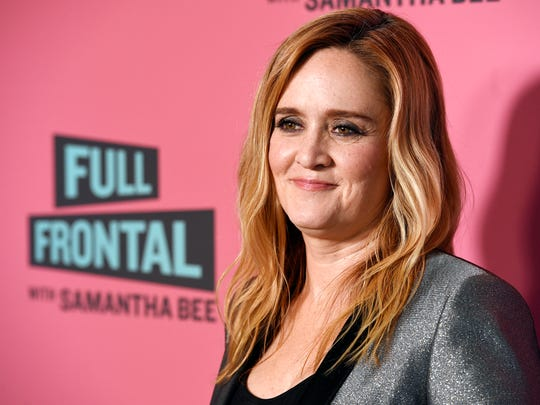 Samantha Bee in Beverly Hills, Calif., in May 2018.