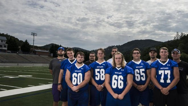 Smoky Mountain is home for Friday's football game against Swain County.