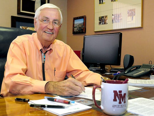 Garrey Carruthers, a former Republican governor and provost at New Mexico State University, helped lead a task force that recommended creation of an ethic commission.