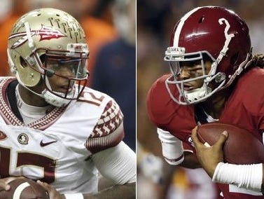 Alabama's 2017 season opener against Florida State features two sophomore stars at quarterback in Deondre Francois (Seminoles) and Jalen Hurts (Crimson Tide).