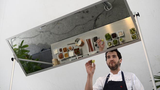 Three Three Five chef Christopher Mangless is one of 135 chefs nationwide competing in the Hometown Breakfast Battle.