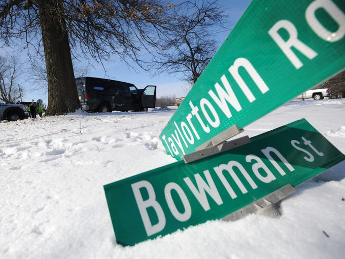 January 15, 2015A two-vehicle accident involving a