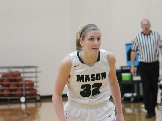 Sammie Puisis is the second-leading scorer in the Greater