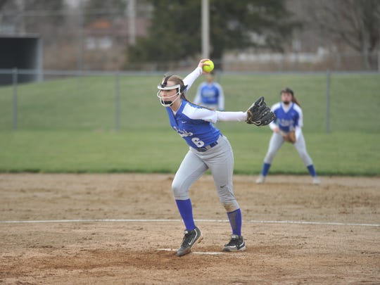 St. Peter's allowed 35 runs in the two games against