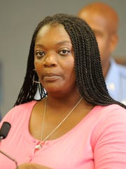 """Council member Janee Ayers said she's into """"no-nonsense governing"""" and believes residents see her """"hard work and integrity."""" Her team, she said, strives to be in the community and responsive."""