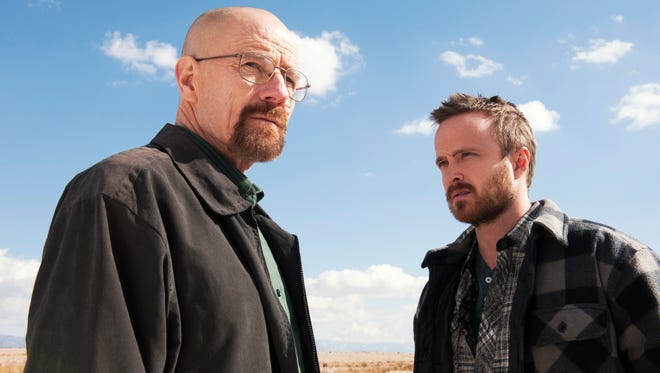The one who repeats: 'Breaking Bad' is headed back to the AMC Sunday night schedule.