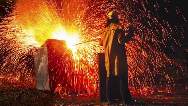 State Sen. Ed Charbonneau, R-Valparaiso, says Indiana must preserve its steel industry.