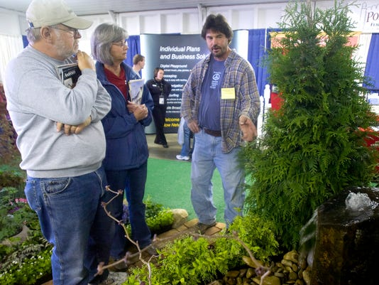 SOUTHERN OHIO HOME AND GARDEN SHOW - file