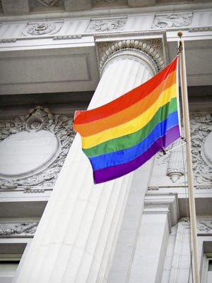Universities, charities and hospitals affiliated with churches are pondering whether to give health care benefits to legally married same sex couples.